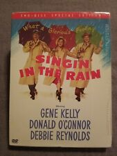 Singin in the Rain (Dvd, 2002, 2-Disc Set, Special Edition) Gene Kelly Musical
