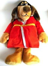 Hong Kong Phooey Soft Plush Pyjama Case / Hot Water Bottle Cover