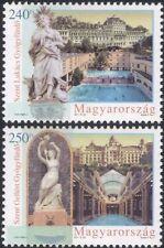 Hungría 2011 Spa Hoteles/edificios/Turismo/viajes/Arquitectura/estatuas 2v n45749