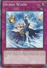 YU-GI-OH CARD: HUMID WINDS - CORE-EN074