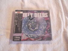 """Dirty deeds """"Danger of infection"""" Japan cd 1997 W/OBI  Victor Records VICP-60142"""