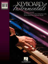 Keyboard Instrumentals Sheet Music Note-for-Note Keyboard Transcriptio 000109769