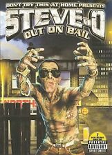 Steve-O: Dont Try This At Home 3 - Out On Bail (DVD, 2003, 2-Disc Set, Edited Ve