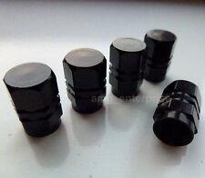 Neumático de aleación Hexagonal Negro Polvo Válvula Tapas Para BMW 3 Series E36 318i 318is 320i 323i