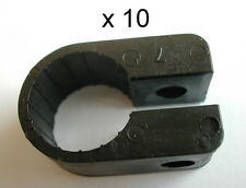 18mm (No. 7 / CC7) SWA Cable Cleats / Pipe Clips | 10 Pack
