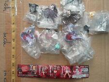 Bandai Moe A La Mode Deus Kishinhoukou Demonbane girl figure gashpon 5 pcs