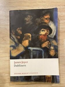(ee32o) james joyce dubliners Oxford World Classics Paperback