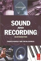 Sound and Recording: An Introduction (Music Technology),Francis Rumsey, Tim Mcc