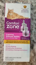 Comfort Zone Cat Calming Diffuser Refill, 48 Ml-2 Pack, 60 Day Use
