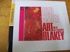 ART BLAKEY AND JAZZ MESSENGERS SOUL FINGER  CD MINT-- DIGIPACK