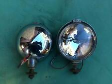 General Electric 4inch Vintage Chrome driving lights