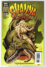 SHANNA the SHE-DEVIL #1, NM, Survival of the Fittest, 2007, Pirates, Gangsters