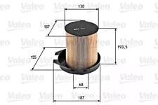 VALEO Engine Air Filter Fits CITROEN Ax PEUGEOT 205 309 TALBOT Horizon 44964
