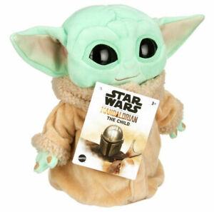 "💖 💖 Star Wars ""Baby Yoda Plush"" (8"" inch) Mandalorian (The Child)"