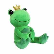 Frog Prince Soft Toy