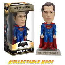 Batman vs Superman: Dawn of Justice - Superman Wacky Wobbler Bobble Head