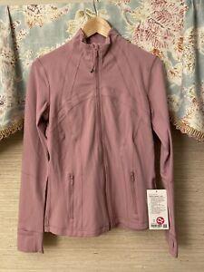lululemon define jacket 8 NWT Luon