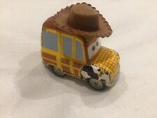 Disney Pixar Cars WOODY TOY STORY 1:55 MATTEL Diecast TOKYO DRIFT MATER