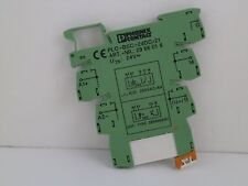 PHOENIX CONTACT BASE PLC-BSC-24DC/21 W/RELAY # ART-NR-2961105