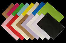 C5 162x229mm Coloured Envelopes for A5 Greeting Cards Wedding Invitations Crafts