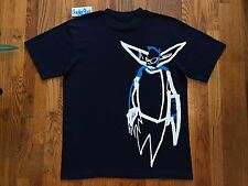 2006 Vintage Futura Laboratories 2000 Nosferatu Navy T Shirt Mens Size XL