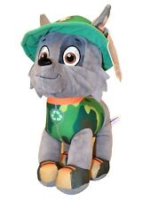 buy rocky paw patrol plush tv movie character toys ebay