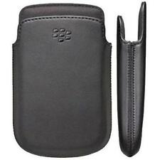 GENUINE BLACKBERRY CURVE 9720 BLACK POCKET CASE COVER WALLET POUCH ACC-56744-001