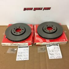 NEW Brembo Plain Rotors 248377