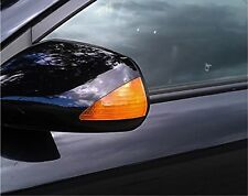 Scion TC XA precut Mirror turn signal overlay film Amber - changes color of lens