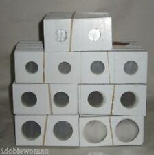 700 2x2 Cardboard Coin Holded Staple Type  -   Assorted Sizes