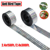 Garden Orchard Bird Scare Tape Dual-sided Reflective Scare Tape  ;*1