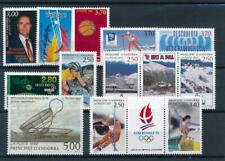 [315974] Andorra good lot of stamps very fine MNH