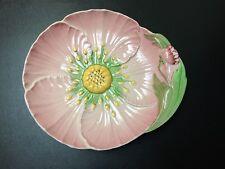 "Carlton Ware Pink Buttercup Pattern 8.5"" Plate"