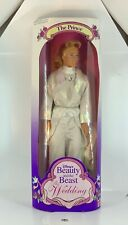 Mattel's The Prince from Disney's Beauty & The Beast The Wedding, New in Box.