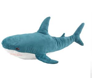 BLÅHAJ Soft toy, shark, 100cm, Ikea,  New