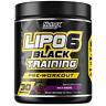 Nutrex Research Lipo-6 Black Training   Intense Energy Pre-Workout   30 Servings