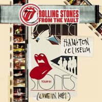 NEW The Rolling Stones - From The Vault: Hampton Coliseum (live In 1981) - DVD