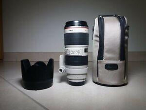 Canon EF 70-200mm f/2.8L IS II USM Obiettivo