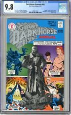 "Dark Horse Presents #56 Cgc 9.8 Nmm White pgs 11/91 ""Sin City� episode 7"