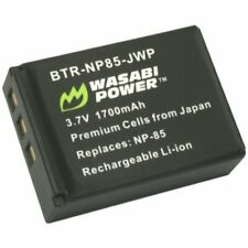Wasabi Power Battery for Toshiba PA3985 and Toshiba Camileo X200, X400, X416,