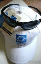 NEW ATHENS SUMMER OLYMPICS OFFICIAL LOGO 2004 OLYMPIC CAP/HAT + BONUS SUNGLASSES