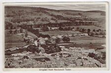 ROSS & CROMARTY - DINGWALL - From MacDonald Tower - Real Photo - c1920s