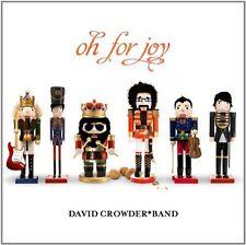 DAVID CROWDER BAND: OH FOR JOY Christmas Carol of the Bells, Joy to the World