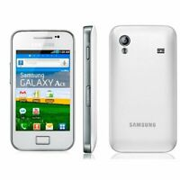 New Samsung Galaxy Ace GT-S5830 - White, handset&battery (Unlocked)- UK seller
