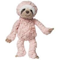 "Mary Meyer Blush Putty Baby Sloth 10"" Soft Plush Stuffed Animal Toy"