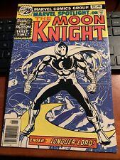 Marvel Spotlight 28 🔥1st Solo Moon Knight