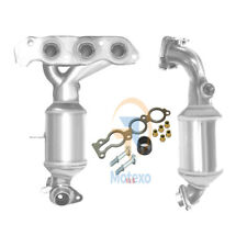 BM91715H Exhaust Approved Petrol Catalytic Converter +Fitting Kit +2yr Warranty