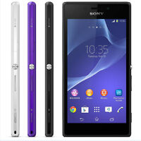 """Android Sony Xperia M2 S50h D2303 Original Unlocked 4.8"""" 8GB 4G 3G Wifi NFC 5MP"""