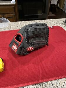 """Rawlings Youth 11.5"""" Baseball Glove For A Right Handed Thrower Ages 8-12"""