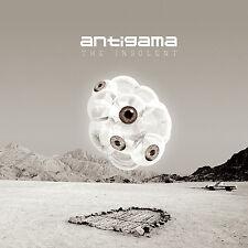 Antigama - the insolent, Digi Sleeve CD, Neuware